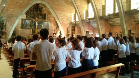 Oración Inicio de Curso