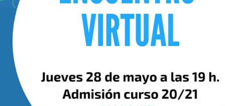 Puerta abiertas- encuentro virtual