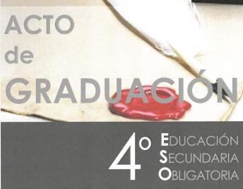 Graduación en Secundaria de la Promoción 2016-2020